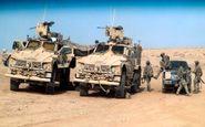 مسئول عراقی از خروج نیروهای آمریکایی از شهر الرطبه در الانبار گفت