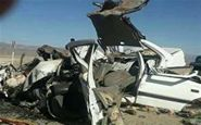 تصادف اتوبوس در جاده اردبیل ۳ کشته و ۳ مصدوم بر جای گذاشت
