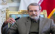 گفتوگوی تلفنی لاریجانی با مراجع تقلید قم/ رئیس سابق مجلس فردا ثبتنام میکند