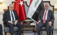 نخست وزیران ترکیه و عراق دیدار کردند