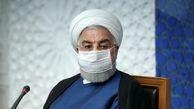 روحانی: اعتراف میکنم که هنوز هم در بخش تولید مشکلاتی وجود دارد و باید آن را رفع کنیم