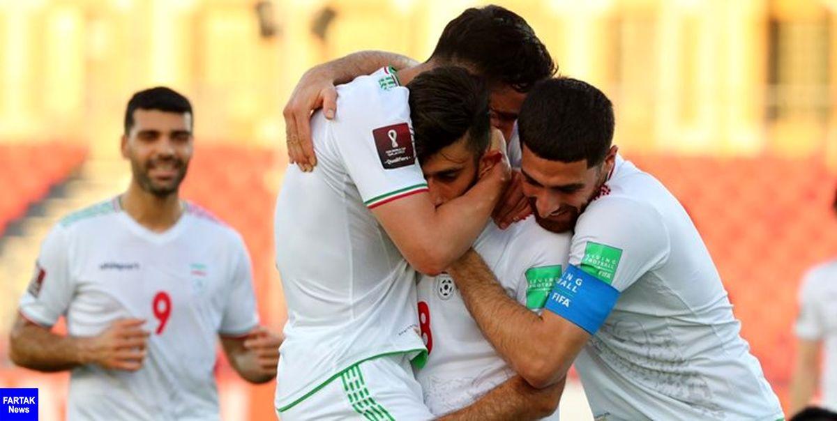 انتخابی جام جهانی| برتری یک نیمهای ایران مقابل هنگکنگ