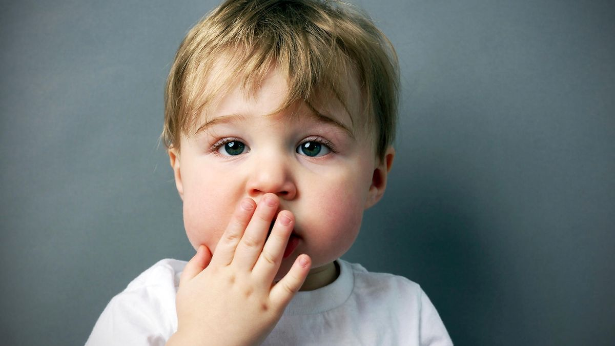 نحوه برخورد با کودک بد دهان