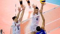 ایران 3 ایتالیا 2 ؛ ایران برای نخستین بار بر بام والیبال جهان ایستاد