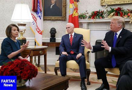 ترس از استیضاح ترامپ را مودب کرد