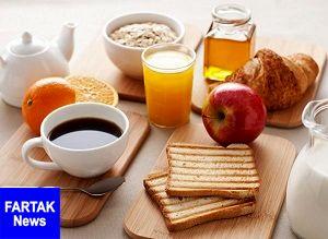 رد تاثیر وعده غذایی صبحانه در کاهش وزن