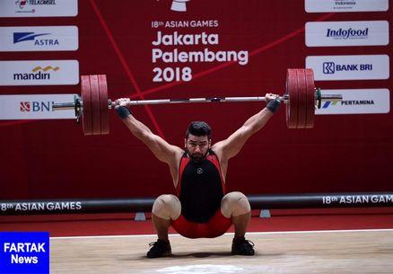 درخشش علی هاشمی و رضا بیرالوند در عشقآباد/ وزنهبردار ایران قهرمان دسته 102 کیلوگرم شد