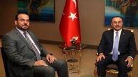 چاووشاوغلو: به توافق بر سر تشکیل کمیته قانون اساسی سوریه نزدیک میشویم