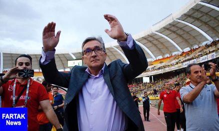برانکو در تماس با یک پرسپولیسی: با تیم ملی تمام کردم