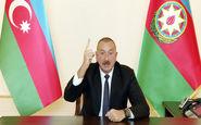 علی اف: آذربایجان به اصول حل و فصلی که در چارچوب روند مذاکرات مستمر از سالها پیش تدوین شده، پایبند است
