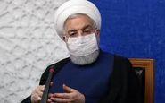 روحانی: اگر هر شهری به سمت وضعیت نارنجی یا زرد حرکت کرد، سریعاً محدودیتها اعمال شود
