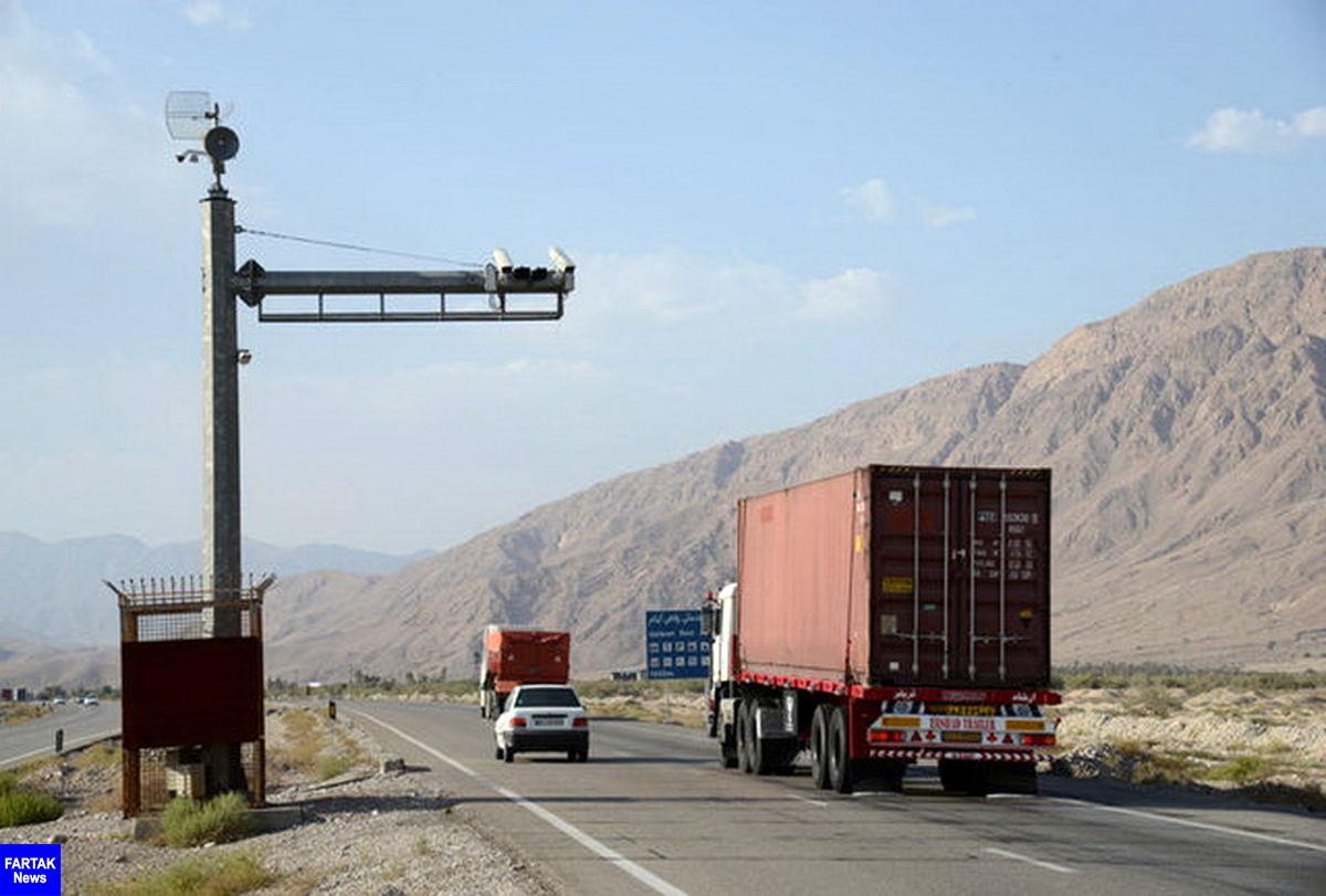 ثبت ۲۴ میلیون تردد در محورهای استان کرمانشاه/ افزایش ۱۴ درصدی ترددهای جاده ای