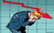 چهار دلیل ریزش بازار سهام؛حرکت فواره شاخص بورس