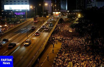 هنگ کنگ ملتهب از قانون استرداد