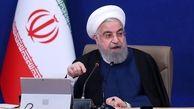 روحانی: هیچ دولتی قادر نخواهد بود بدون حضور مردم مشکلات را حل کند