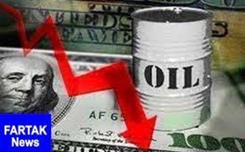 افزایش ذخایر نفتی آمریکا قیمت طلای سیاه را کاهش داد