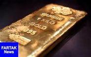 قیمت جهانی طلا امروز ۹۸/۱۱/۰۴