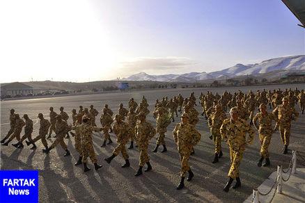 اعلام شرایط بخشش غیبت اولیه سربازان حین خدمت