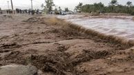 فرمانداری سرباز نسبت به سرریز سد «پیشین» هشدار داد