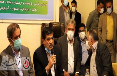 جمعیت زاگرس نشینان تهران- انتخابا-علی جلیلوندت