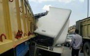 تصادف مرگبار در گردنه جاجرود با یک کشته