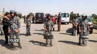 تمرینات مشترک نیروهای ضربتی مصر و یگان ویژه آمریکا