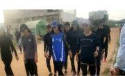 جزییات تمرین ورزشی مختلط و شایعه بازداشت رئیس هیئت دوومیدانی طرقبه شاندیز
