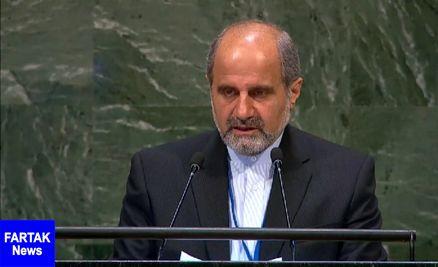 سفیر ایران: هدف کودتای آمریکایی در ونزوئلا تسلط بر نفت است