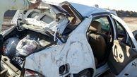 واژگونی خودروی سمند  3کشته و مجروح برجای گذاشت