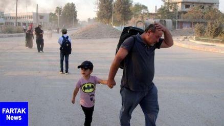 سازمان ملل: از زمان آغاز حملات ترکیه به شمال سوریه ۱۰۰ هزار تن متواری شدهاند