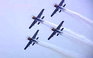 مسابقات هوایی رنو در چین + فیلم