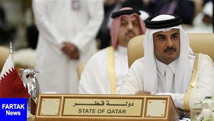 مشارکت امیر قطر در نشست شورای همکاری خلیج فارس در هالهای از ابهام