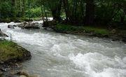 نجات جان ۲۱ نفر گرفتار شده در رودخانه کرج