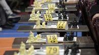 شطرنج جام کاسپین| توقف مصدق پور در دور سوم جام