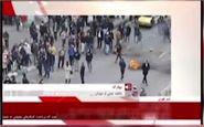 سوتی مضحک بیبیسی در مخابره اغتشاشات اخیر در ایران