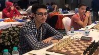 شطرنجباز مازندرانی رژیم غاصب صهیونیستی را به رسمیت نشناخت