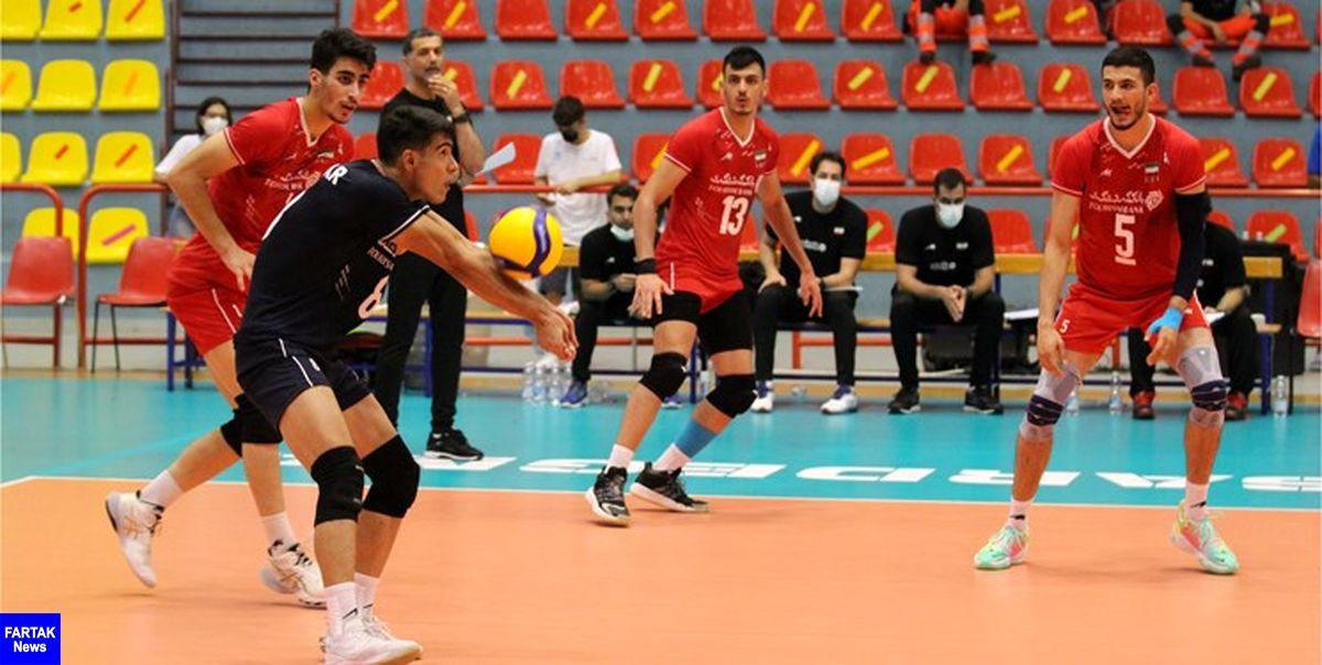 والیبال جوانان جهان   بازهم مراکش، بازهم برد برای ایران