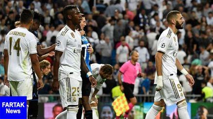 شوک بزرگ ؛ احتمال حذف رئال مادرید قوت گرفت