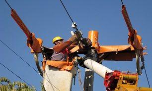 آغاز عملیات پیک زایی برای تابستان 96/ تعمیر بیش از 90 درصد از شبکه