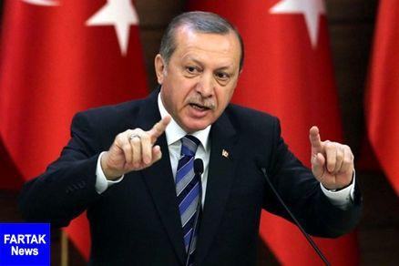 اردوغان: از سوریه خارج نخواهیم شد مگر اینکه سوری ها بخواهند!