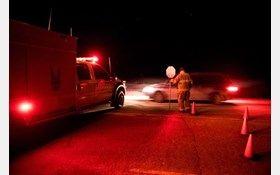 تصادف اتوبوس با کامیون منجر به مصدومیت 7 کودک شد