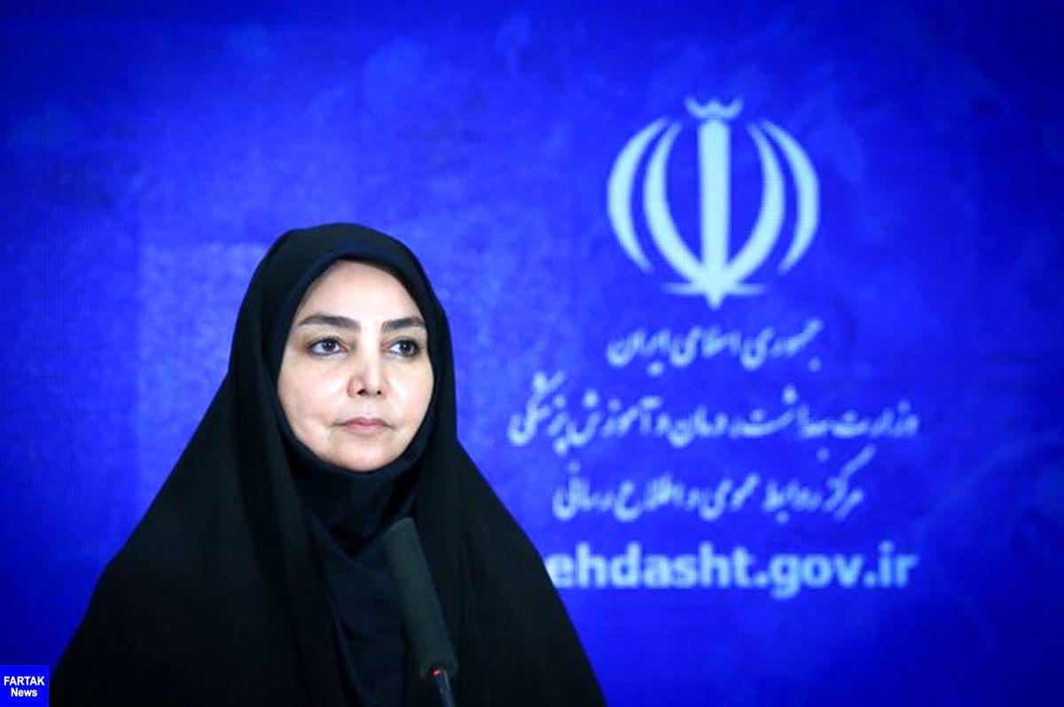 ۱۶۲ جانباخته کرونا در ۲۴ ساعت گذشته / خیز قابل توجه بیماری در تهران