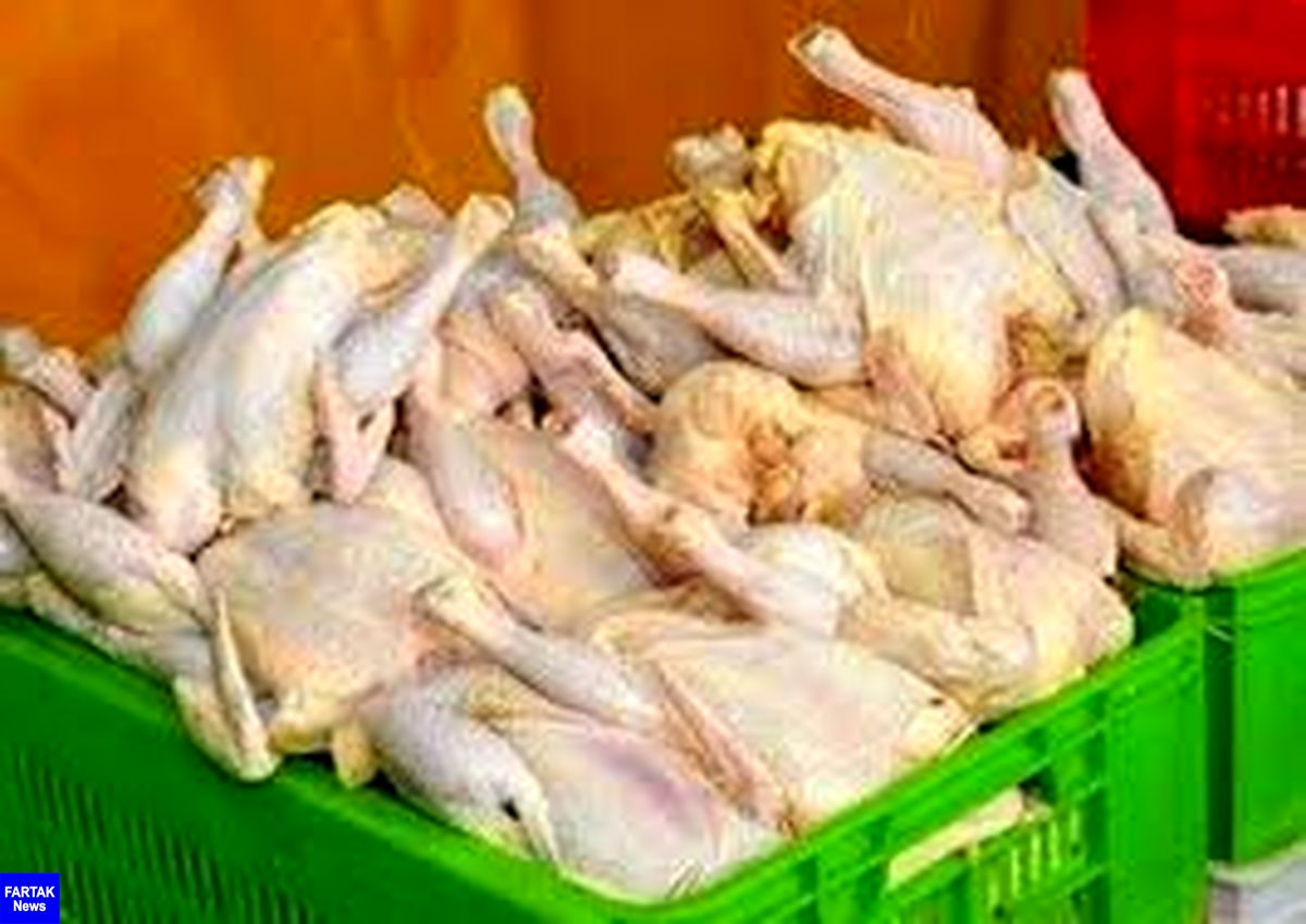 قیمت مرغ در بازار کیلویی چقدر است؟