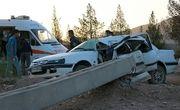 ۸ نفر در حادثه رانندگی در محور جهرم جان باختند