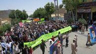 امامجمعه ابرکوه: راهپیمایی روز جهانی قدس تا نابودی اسرائیل ادامه دارد