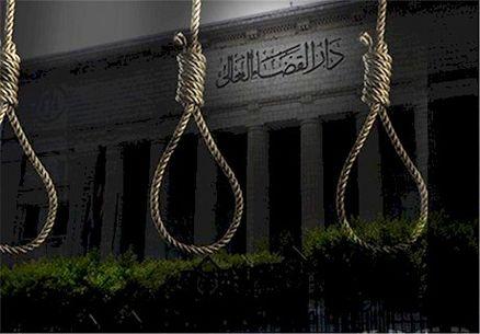 اعدام دو سوداگر مرگ در قزوین