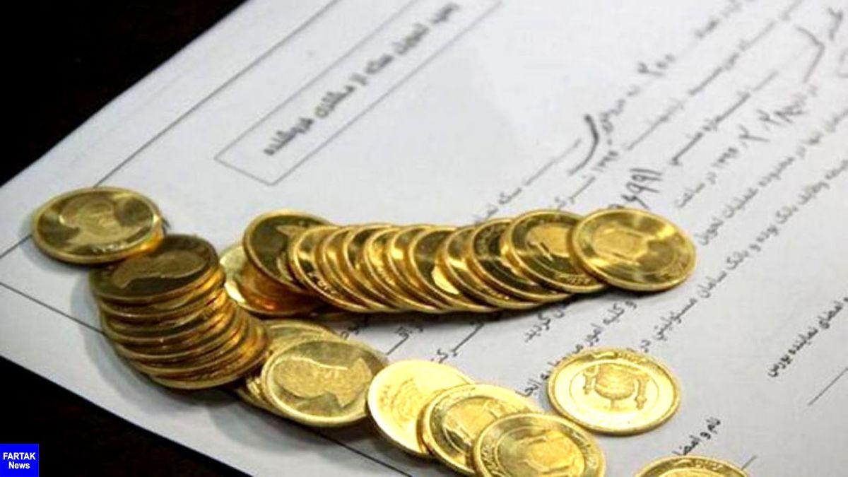 قیمت سکه از مرز 12 میلیون تومان گذشت