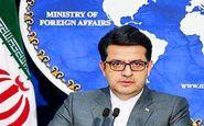 سخنگوی وزارت خارجه: مقامات آمریکا در جایگاهی نیستند که برای مردم ایران دلسوزی کنند