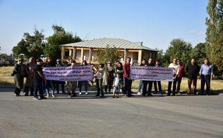 گزارش تصویری از اعتراض مردم به ساخت و ساز در حریم نورمهال