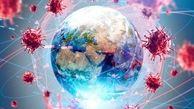 شنبه 24 مهر/تازه ترین آمارها از همه گیری ویروس کرونا در جهان